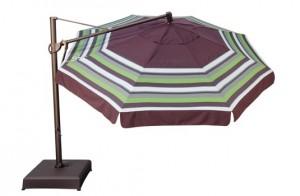 Treasure Garden Announces Additions to AKZ Cantilever Umbrella Collection