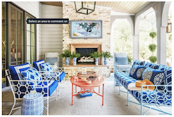 Castelle Collection Featured As House Beautiful 2019 Nashville Whole Home Concept Show House Opens