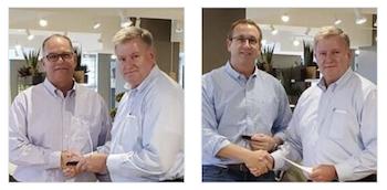 CASTELLE Recognizes Independent Sales Team Members