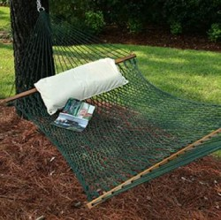 Is Dad stressed? Science Says Get a Hammock