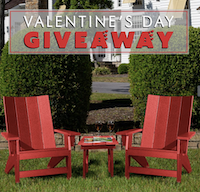 Hatteras Hammocks® Announces a Valentine's Day Facebook Giveaway