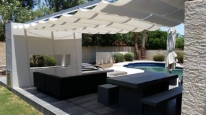 Latest Installation from Infinity Canopy Shows Versatility and Adaptability