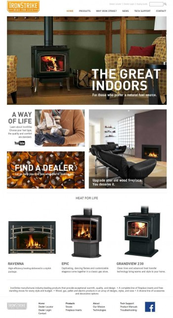 IHP Launches New Websites for Three Brands