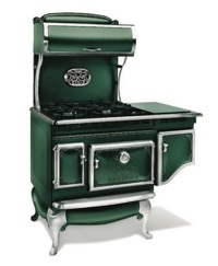 Elmira Stove Works Adds Custom Colors To Antique Line