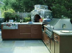 Brown Jordan Outdoor Kitchens Announces Strategic Alliance with Dekton by Cosentino