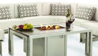 Pride Family Brands Unveils Contemporary Firepits and Fire Tables