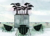 Artist/Designer Marc Ange Selects Sunbrella for Installation at Art Basel
