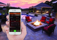 HPC Unveils Outdoor Gas Firepit With Innovative Bluetooth App