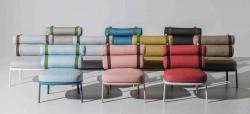 Terrain Fabrics Evoke Earth Tones