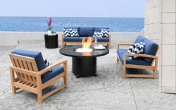 Savannah Deep Seating from Cabana Coast