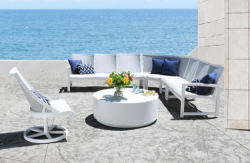 Millcroft Sectional Seating from Cabana Coast