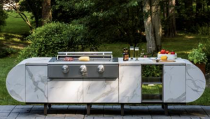 ASA-D2 Modular Outdoor Kitchen by Daniel Germani and Brown Jordan Outdoor Kitchens Takes Home Awards