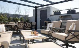 Coyote Outdoor Living Partners with Anthony Carrino, HGTV Co-Host, to Create an Urban Oasis