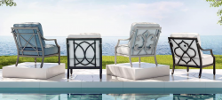 Lancaster Collection From Castelle Debuts With Four Custom Back Design Options