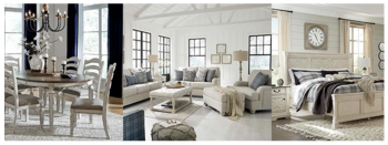 Ashley Furniture Bringing Lifestyle Collections to Las Vegas Market Showroom