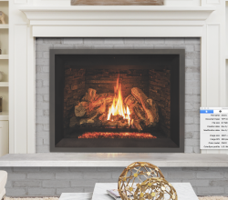 Enviro Sets 2019 Debut for G50 Gas Fireplace