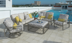 Outdoor Design Debuts Metro Collection