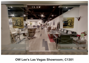 OW Lee to Preview New 2020 Products at the Las Vegas Winter Market