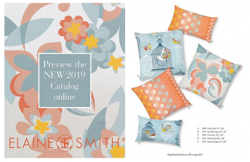 Elaine Smith Previews New Catalog