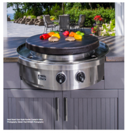 Brown Jordan Outdoor Kitchens Releases Outdoor Living Report