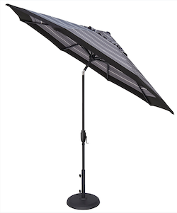 Glide Tilt Umbrella Introduced by Treasure Garden for 2020