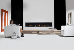 New Gas Fireplaces at European Home