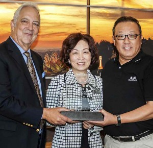 Seventh Consecutive ICFA Manufacturer Leadership Award Goes to Treasure Garden