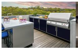 Danver, Brown Jordan Outdoor Kitchens, And Trex Outdoor Kitchens Expand Portfolio With New Venice Door Style