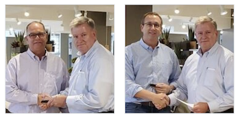 CASTELLE Recognizes Independent Sales Team Members