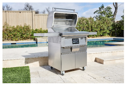 Coyote Outdoor Living Debuts Next Generation Wood-Fired Pellet Grill