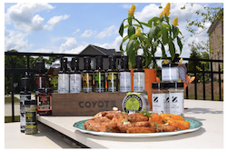 Coyote Outdoor Living Teams Up with Savor Pittsburgh and Liokareas Olive Oils