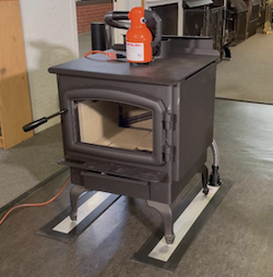 Airsled Delivers Safe, Easy, and Quick Mobility for Heavy Stoves