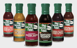 Big Green Egg Debuts New BBQ Sauce Flavors