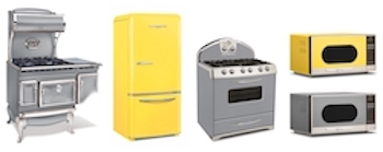 Elmira and Northstar Appliances Make a Statement in Pantone's Ultimate Gray and Illuminating