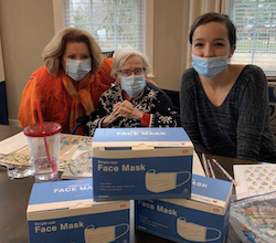 SunVilla Corporation Donates Masks to Senior Caregivers