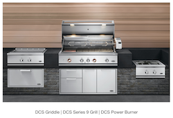 DCS by Fisher & Paykel Introduces Power Burner & Griddle