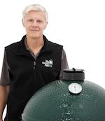 Big Green Egg Promotes George Fleck