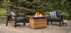 Outdoor GreatRoom Company Introduces Teak Wood Darien Collection