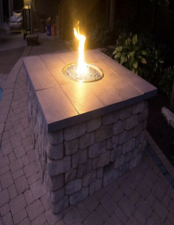 HPC Fire Inspired™ Launches 'Install-Anywhere' Fire Pit Enclosures