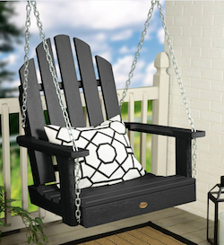 Highwood USA Introduces Single Seat Porch Swings