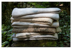 Native Spun Introduces Collection of Handwoven Outdoor Throws