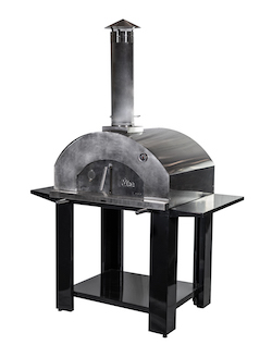 Ñuke Launches the Pizzero Wood-Fired Outdoor Pizza Oven