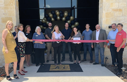 OW Lee Cuts Ribbon On New Factory in Comfort, Texas
