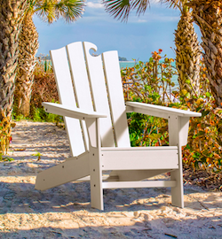 POLYWOOD Releases New Ocean Chair