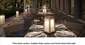 Les Jardins Solar Lighting Launches Contract Division
