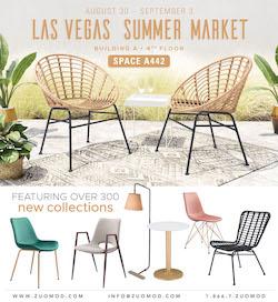 ZUO Commits to Las Vegas Market