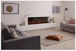 "The New Forest 63"" Electric Fire by British Fires"