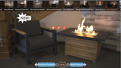 The Outdoor GreatRoom Company Launches Its First-Ever Virtual Showroom Experience
