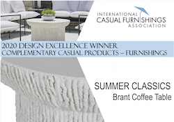 Summer Classics Wins Two ICFA Design Excellence Awards
